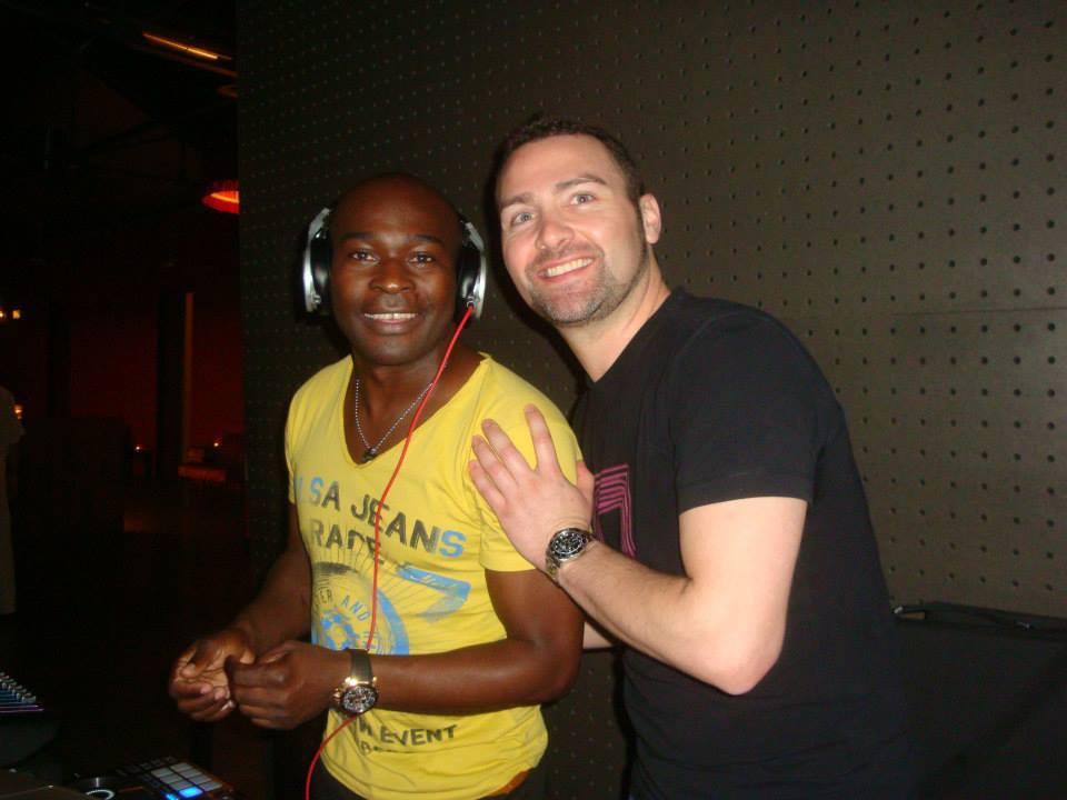 DJ Oceano and DJ Sabura Matinees Bleza