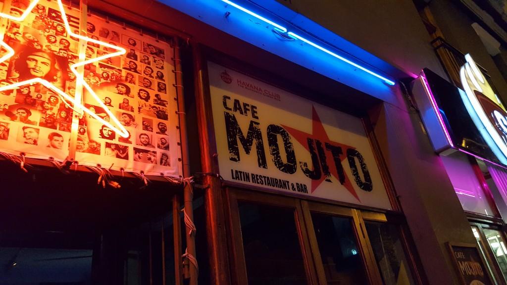 Cafe Mojito, Cape Town