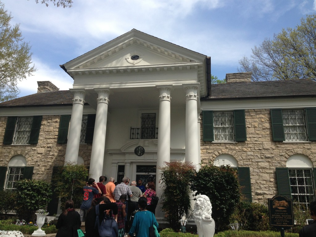 Graceland. Photo courtesy of Ananya Kabir