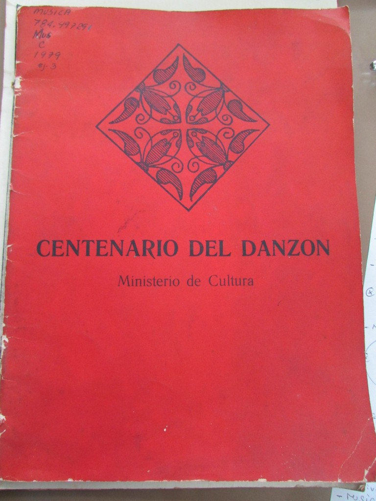 Photo 2- Centenario del danzon