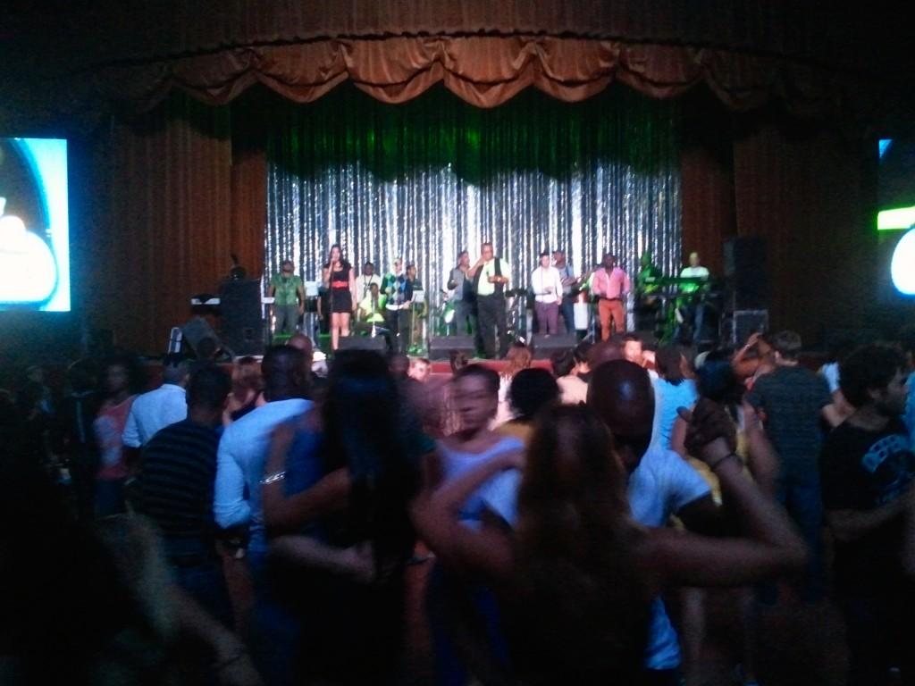 Photo 4- NG La Banda at Casa de la Musica