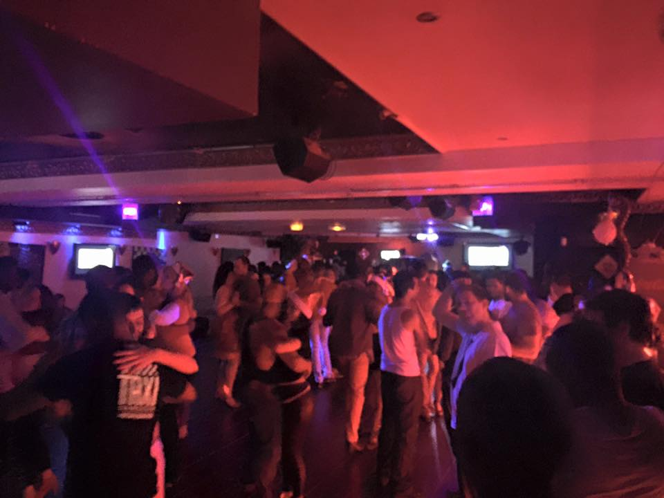 Kizomba on thursdays at Khao Suay.  image taken from Facebook.