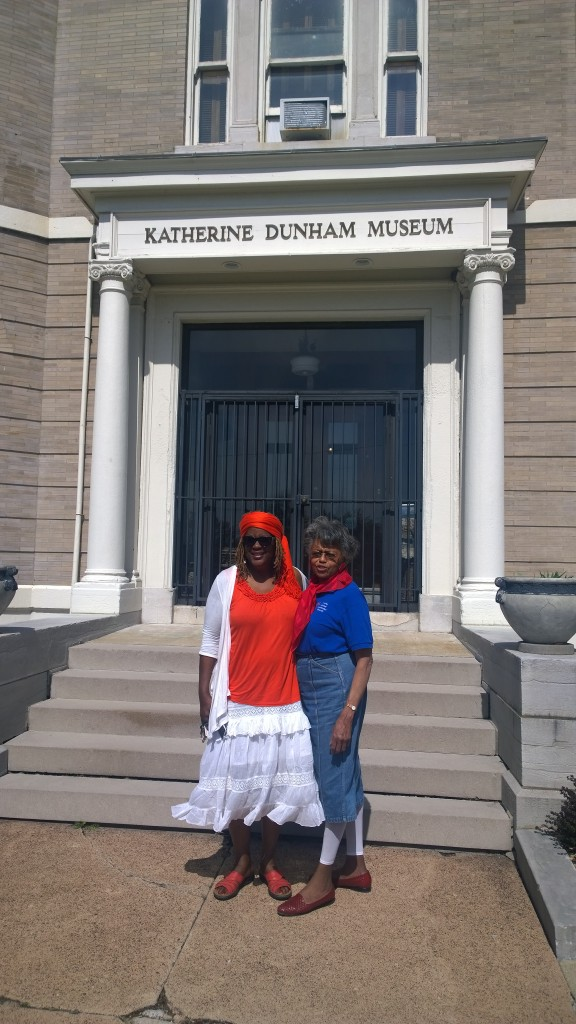 Safeguarding Katherine Dunham's legacy, Photo courtesy of Livia Jimenez